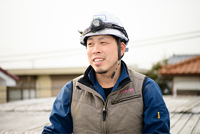 高橋 洋明 専務取締役